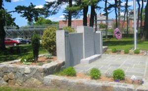 RMK Park monument